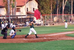 Baseball in Ra'anana (lasted 2 years)