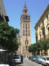 Giralda in Sevlle