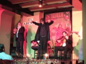 Flamenco at El Arenal in Seville