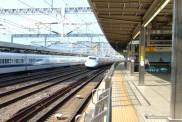Newer bullet train