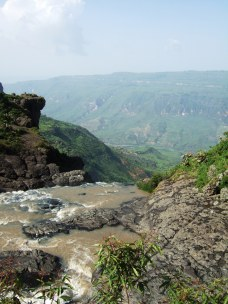 Blue Nile valley