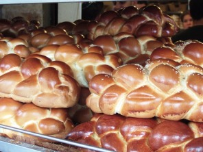 Challah in Mahane Yehuda Market
