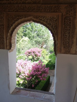 Alhambra in Grenada