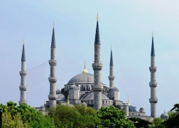 Istanbul - Blue Mosque 3520795172