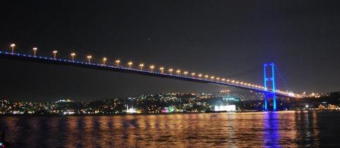 Istanbul - Bosphorus Bridge 3520759694