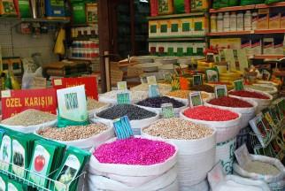 Istanbul - Egyptian spice market 3519954541