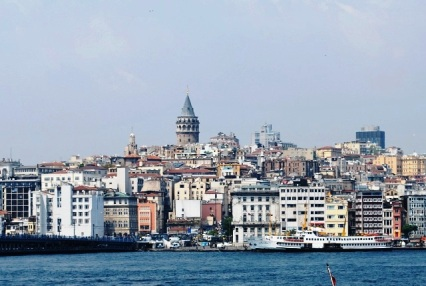 Istanbul Galata Tower & city 3520756228