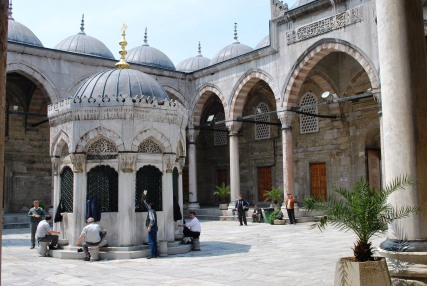 Istanbul - New Mosque 3519951833