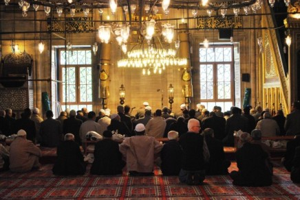 Istanbul - New Mosque 3519952417
