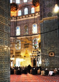 Istanbul - New Mosque 3520764764