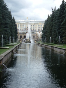 St.Petersburg Russia Summer Palace