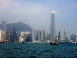 Hong Kong Island, one of my favorite places