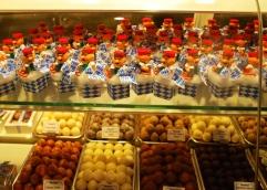 Delicacies in Istanbul, Turkey