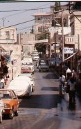 East Jerusalem, Israel in 1975