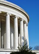 The Madison memorial in Washington, DC